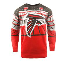 Officially Licensed NFL 2018 Bluetooth Light-Up Sweater by Team Beans