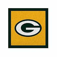 """Officially Licensed NFL 23"""" Felt Wall Banner - Green Bay Packers"""
