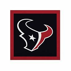 "Officially Licensed NFL 23"" Felt Wall Banner - Houston Texans"