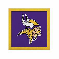"""Officially Licensed NFL 23"""" Felt Wall Banner - Minnesota Vikings"""