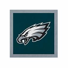 """Officially Licensed NFL 23"""" Felt Wall Banner - Philadelphia Eagles"""