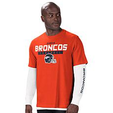 Officially Licensed NFL 3-in-1 Combo Tee by Glll
