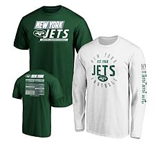 size 40 4add8 76e28 Officially Licensed NFL 3-in-1 T-Shirt Combo by Fanatics