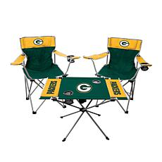Officially Licensed NFL 3-piece Tailgate Kit