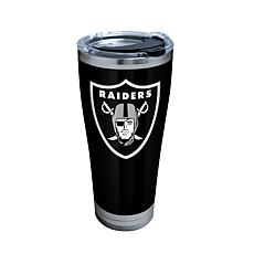 Officially Licensed NFL 30oz. Stainless Tervis Rush Tumbler - Raiders