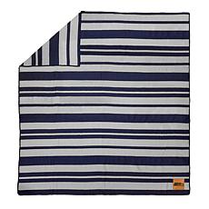 Officially Licensed NFL Acrylic Stripe Throw Blanket-Seattle Seahawks