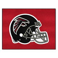 Officially Licensed NFL All-Star Mat - Atlanta Falcons