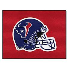 Officially Licensed NFL All-Star Mat - Houston Texans