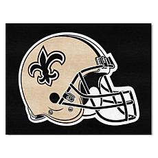 Officially Licensed NFL All-Star Mat - New Orleans Saints