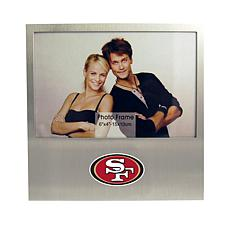 Officially Licensed NFL Aluminum Picture Frame - San Francisco 49ers