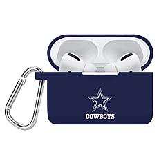 Officially Licensed NFL Apple AirPods Pro Case Cover - Dallas Cowboys