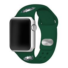 Officially Licensed NFL Apple Watch Sport Band 38/40mm - Philadelphia