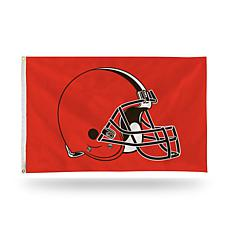 Officially Licensed NFL Banner Flag - Browns