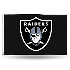 Officially Licensed NFL Banner Flag - Raiders