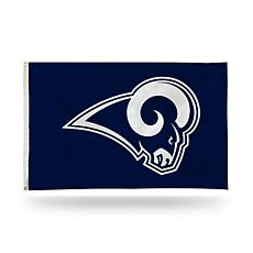 Officially Licensed NFL Banner Flag - Rams