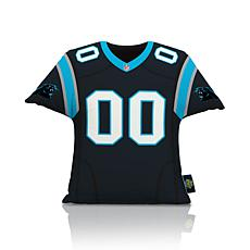 Officially Licensed NFL Big League Jersey Pillow - Carolina Panthers