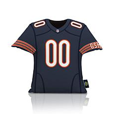 Officially Licensed NFL Big League Jersey Pillow - Chicago Bears