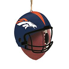 Officially Licensed NFL Birdhouse - Denver Broncos