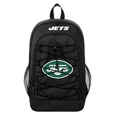 Officially Licensed NFL Bungee Backpack - New York Jets