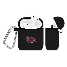 Officially Licensed NFL Case to AirPod Case - SC Gamecocks - Black