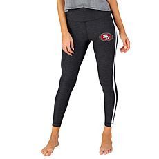Officially Licensed NFL Centerline Knit Legging - 49ers