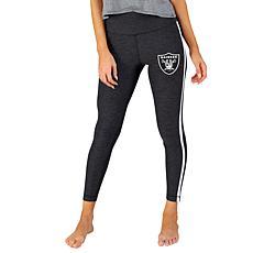Officially Licensed NFL Centerline Knit Legging - Raiders