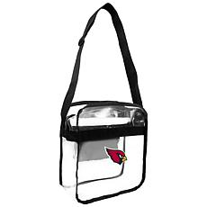 Officially Licensed NFL Clear Gameday Tote - Arizona Cardinals