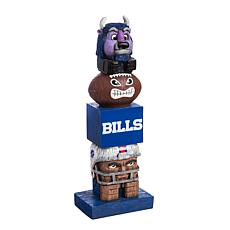 Officially Licensed NFL Decorative Tiki Totem - Bills