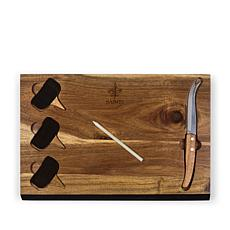 Officially Licensed NFL Delio Wood Cheese Board