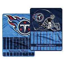 designer fashion ebd02 26bdb Officially Licensed NFL Double-Sided Silk Touch Throw by Northwest