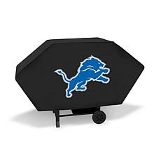 Officially Licensed NFL Executive Grill Cover - Lions