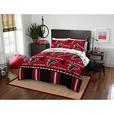 Officially Licensed NFL Full Bed in a Bag Set - Atlanta Falcons