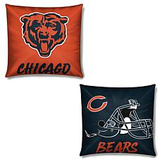 innovative design d6e60 e9caf Officially Licensed NFL Home and Away Pillow Set