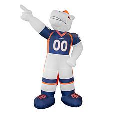 Officially Licensed NFL Inflatable Mascot - Denver Broncos