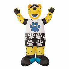 Officially Licensed NFL Inflatable Mascot - Jacksonville Jaguars