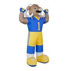 Officially Licensed NFL Inflatable Mascot - Los Angeles Rams