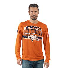 Officially Licensed NFL  Jumpshot Long-Sleeve Tee by Glll
