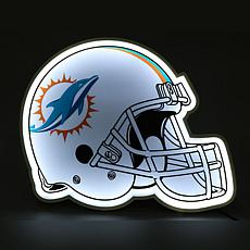 Officially Licensed NFL LED Helmet Lamp - Dolphins