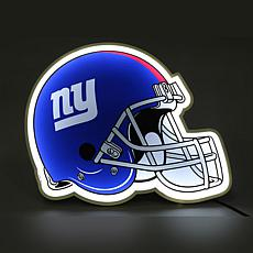 Officially Licensed NFL LED Helmet Lamp - Giants