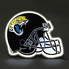 Officially Licensed NFL LED Helmet Lamp - Jaguars