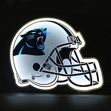 Officially Licensed NFL LED Helmet Lamp - Panthers