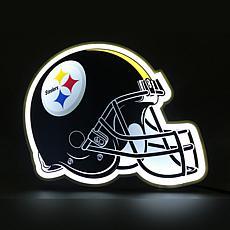 Officially Licensed NFL LED Helmet Lamp - Steelers