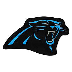 Officially Licensed NFL Mascot Rug - Carolina Panthers