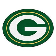 Officially Licensed NFL Mascot Rug - Green Bay Packers