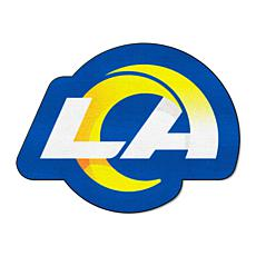 Officially Licensed NFL Mascot Rug - Los Angeles Rams