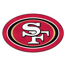 Officially Licensed NFL Mascot Rug - San Francisco 49ers