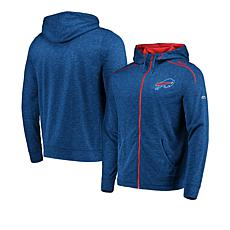 Officially Licensed NFL Men's Game Elite Full-Zip Hoodie by Fanatics