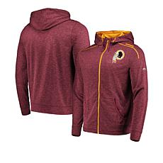 Officially Licensed NFL Men s Game Elite Full-Zip Hoodie by Fanatics f927400bd