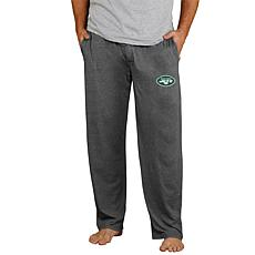 Officially Licensed NFL Men's Knit Pant by Concept Sports - Jets