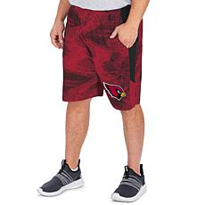Officially Licensed NFL Men's Printed Static Short by Zubaz